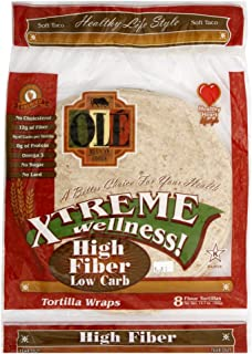 xtreme wellness low carb tortilla keto