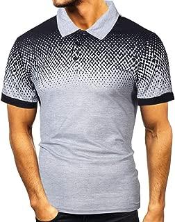 LUJXN Kids Crew Neck Tshirt Cute Short Sleeve Collection Tee Simple