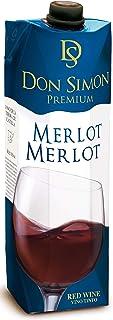 ドンシモン プレミアム メルロー DON SIMON PREMIUM MERLOT [赤ワイン/ミディアム/中口/スペイン/1000ml/1本]