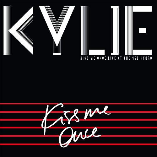 Kiss Me Once (Live at the SSE Hydro) de Kylie Minogue en Amazon ...