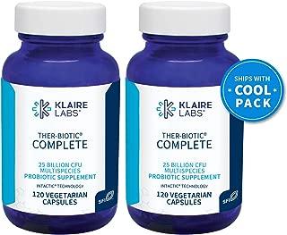 klaire labs probiotic complete