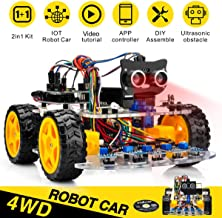 Best adeept smart car kit for arduino Reviews
