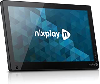 """Nixplay Signage 15.6""""- Simple, scalable and Stunning Digital Signage, Ready to use Right Out of The Box. Remote Content Management, Free Software Trial Included."""