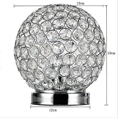 Lámpara de mesa minimalista postmoderna creativa lámpara de ...