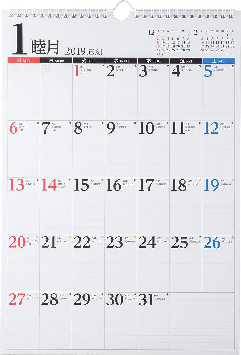 押し下げるれんが情熱高橋 2019年 カレンダー 壁掛け B4 E77 ([カレンダー])