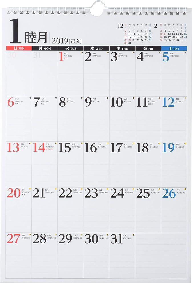 架空の重なる迷彩高橋 2019年 カレンダー 壁掛け B4 E77 ([カレンダー])