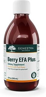 Genestra Brands - Berry EFA Plus - Essential Fatty Acid Supplement - 10 fl. oz. - Berry and Tropical Fruit Flavor