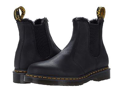 Dr. Martens 2976 FL (Black Ambassador) Shoes