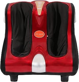 جهاز مساج للقدمين من بودي لاين، لتدليك قاعدة الأرجل ، من الاصابع لباطن القدم وحتى الكعب، احمر - FM-002