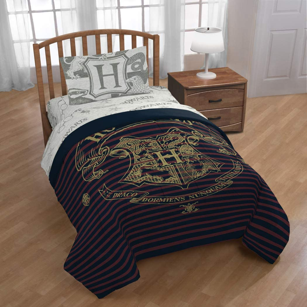 Jay Franco Harry Potter Twin Set Tampa Mall Bed Spellbound Max 68% OFF