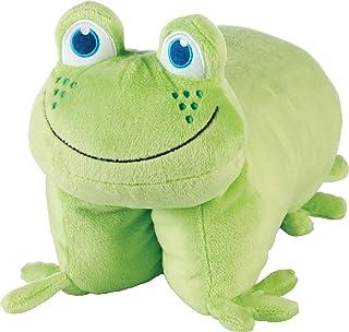 Go-Travel Kids Frog Folding Travel Pillow, Green, 2694