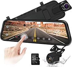 Best rearview mirror gps navigation Reviews