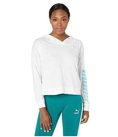 PUMA Modern Sport Cover-Up (PUMA White) Women