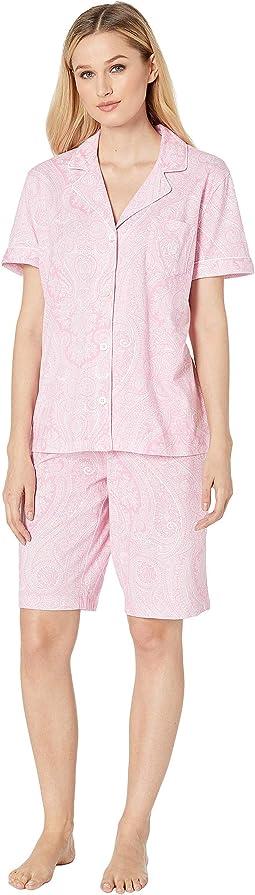 Lauren ralph lauren cotton sateen pajamas  aef622a237d
