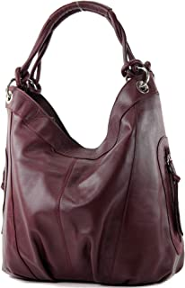 Custodia in Pelle da Donna a Tracolla Shopper in Pelle t185 Modamoda de-ITAL