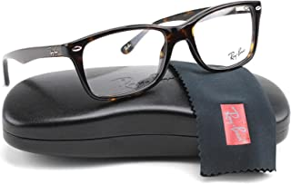 Ray-Ban RX5228 2012 Highstreet Unisex Eyeglasses Dark Havana Frame 50mm