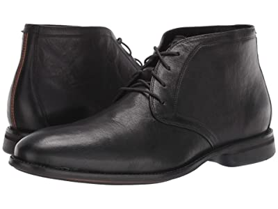 Cole Haan Holland Grand Chukka (Black) Men