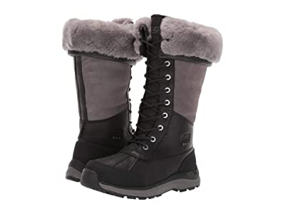 UGG Adirondack Tall Boot III (Black) Women