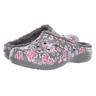 Crocs Freesail Graphic Lined (Multi Floral/Slate Grey) Women