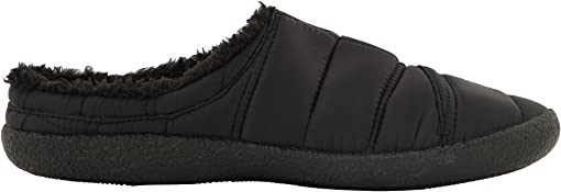 Black Quilted