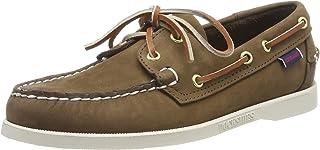 Sebago Docksides Portland Nubuck, Chaussures Bateau Homme