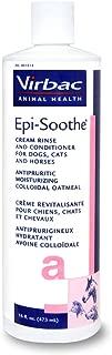 Virbac Epi-Soothe Cream Rinse Pet Conditioner