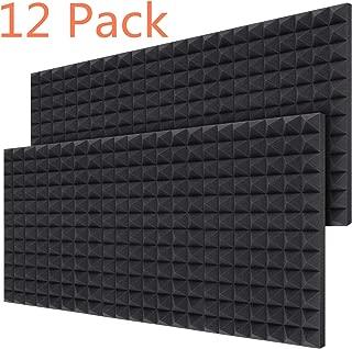Acoustic Foam Panels 12-Pack 2