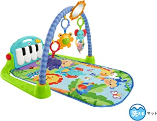 费雪 Fisher-Price 宝宝脚踏钢琴健身器