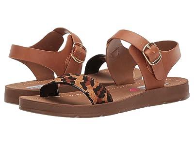 Steve Madden Kids Jprobler (Little Kid/Big Kid) (Leopard) Girls Shoes