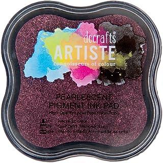 Artiste DOA 550129 Tampon encreur pour Scrapbooking, Rose Sombre Nacré