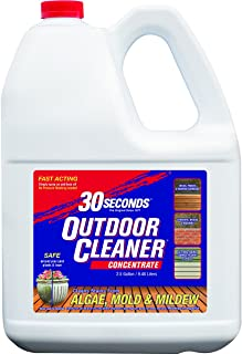 Collier Mfg 2.5G30S 30 Seconds Outdoor Cleaner, 2.5-Gal. Concentrate, Must Purchase in Quantities of 2 - Quantity 2