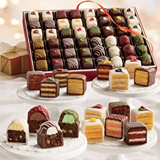 Petits Fours & Bonbons Gift Assortment, Gift of 24 from The Swiss Colony