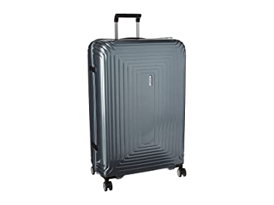 Samsonite Neopulse 30 Spinner (Metallic Silver) Luggage