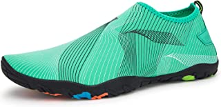 Crova Men Women Water Shoes Quick Dry Lightweight Barefoot Solid Drainage Sole for Swim Diving Surf Beach Aqua Pool