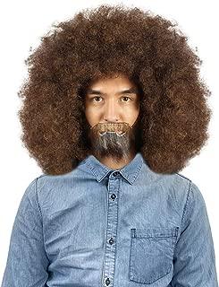old man beard costume