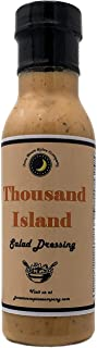 Premium | THOUSAND ISLAND Salad Dressing | Low Cholesterol | Crafted in Small Batches with Farm Fresh Herbs for Premium Flavor and Zest