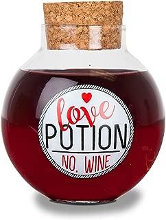 BigMouth Inc Stemless Wine Glass (Love Potion No. Wine)
