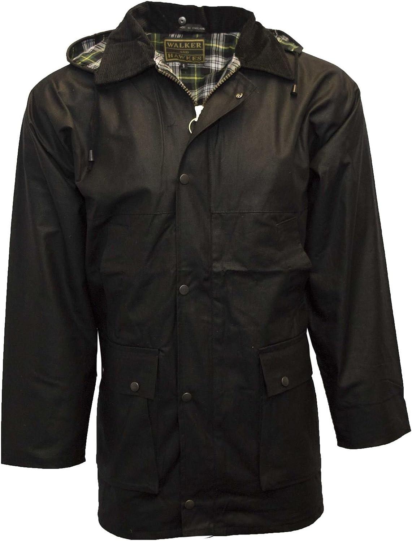 Walker Hawkes store - Mens Unpadded Wax Max 44% OFF Jacket Hunting Countrywear W
