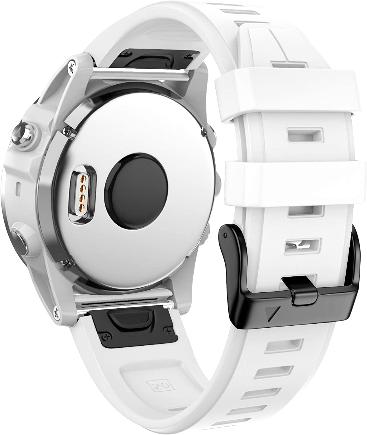 ANCOOL Compatible with Fenix 5S Plus S Fit low-pricing Width 20mm Bands Easy Ranking TOP18