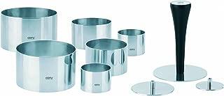 GEFU Professional Dish Prepping/Plating/Forming Ring Set