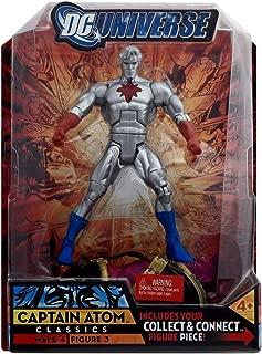 Dc Universe Classics Series 4 Action Figure Captain Atom Silver Variant