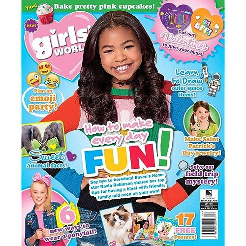 Tween Magazines: Amazon com