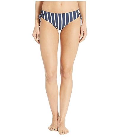 Roxy Print Beach Classics Fulll Swim Bottoms (Evening Sand Sporty Stripes) Women