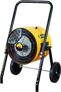 TPI Corporation FES15241A Heat Wave Portable Electric Salamander, Single Phase, 15kW, 240V