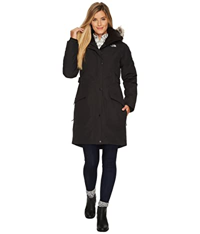 The North Face Outer Boroughs Parka (TNF Black) Women