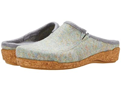 Taos Footwear Re-Do (Blue Confetti) Women