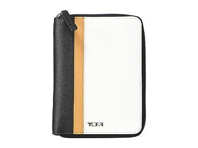 Tumi Belden Zip-Around Passport Case (Spectator) Handbags