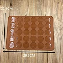 21.5 * 29.5cm Silicone Baking Mat Fondant Bakeware Macaron Oven Baking Tools for Cakes Pastry Tools Sheet Dough Roll Mats ...