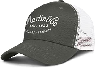 Men and Women Baseball Cap C. F. Martin Guitar Gay Pride Rainbow Basketball Fitted Caps Fashion Graphic Hats