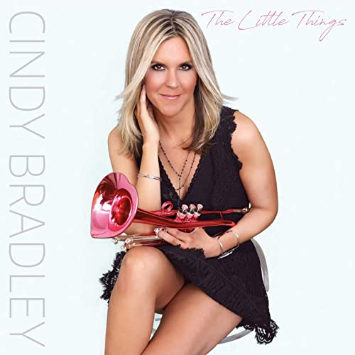 "Cindy Bradley's 2019 album ""The Little Things"""